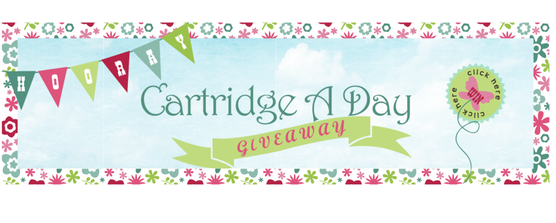 Cart a day giveaway slide